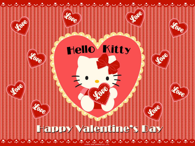 Hello Kitty Wallpaper - Hello Kitty Wallpaper (8256553) - Fanpop