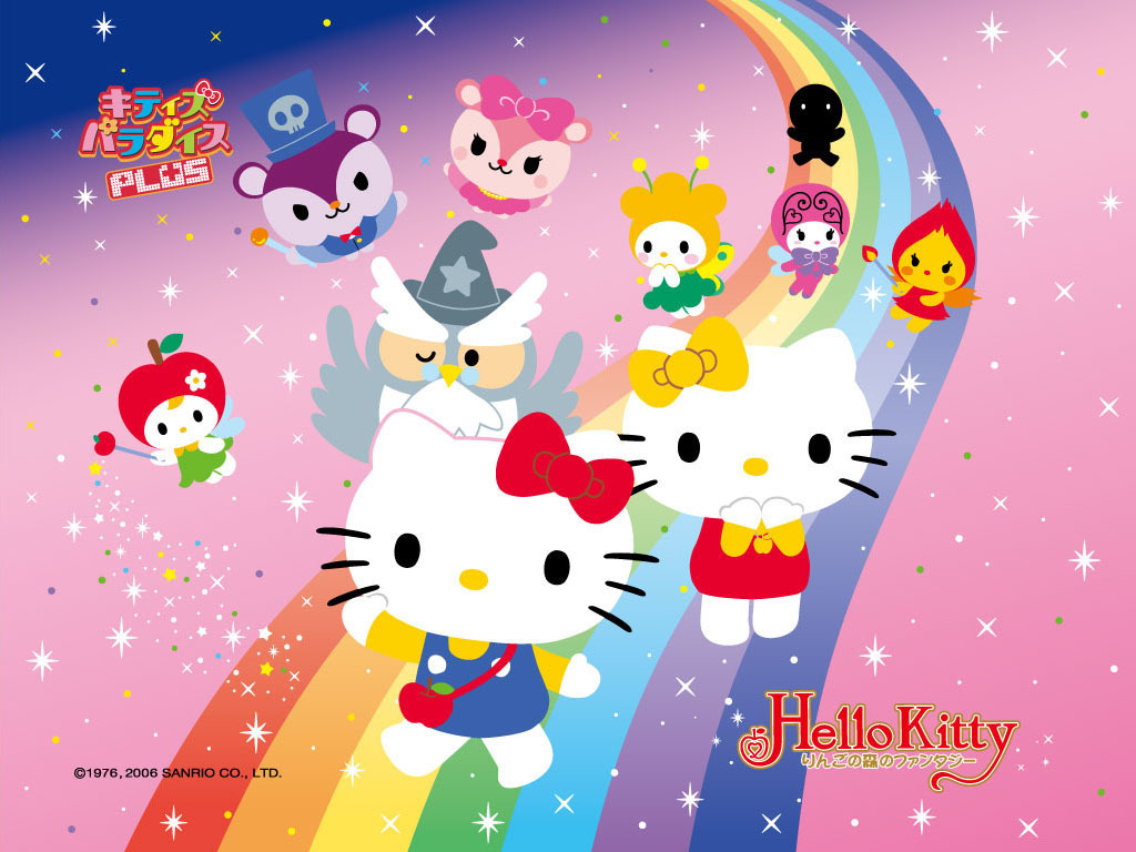 Hello kitty wallpaper hello kitty wallpaper 8256559 fanpop - Hello kitty image ...