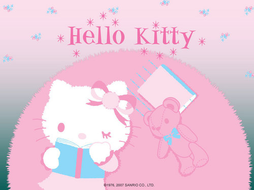 Hello Kitty Обои