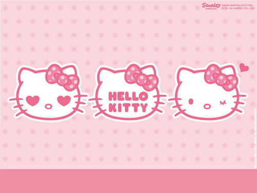 Hello Kitty wolpeyper