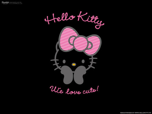 Hello Kitty images Hello Kitty Wallpaper HD wallpaper and background photos