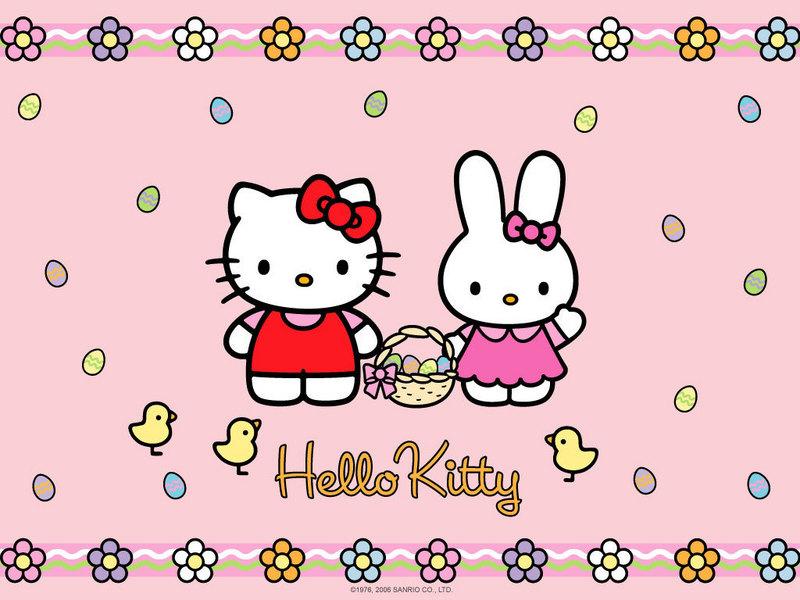 hellokitty wallpaper. Hello Kitty Wallpaper