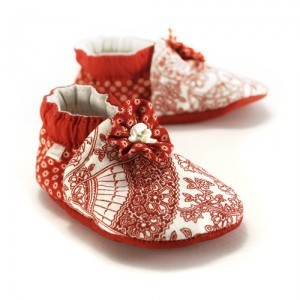 oi Karen I find Shoes for our baby girl laugh !
