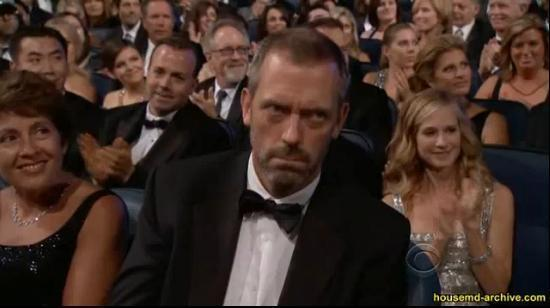 Hugh Laurie Emmy image