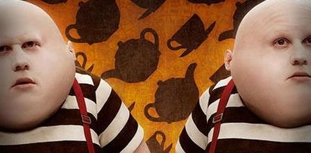 Humpty Dumpty - Alice in Wonderland