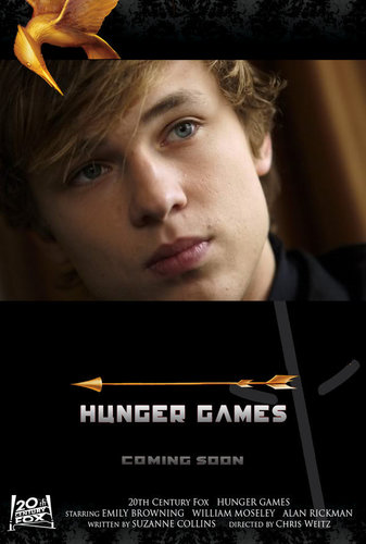 Hunger Games Poster -HG1-