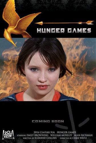 Hunger Games Poster -HG2-