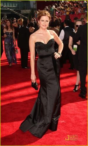 Jenna at the 2009 Emmys