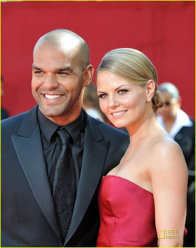 Jennifer Morrison @ 2009 Primetime Emmy Awards