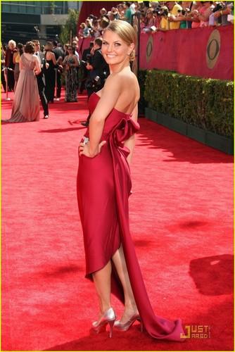 Jennifer Morrison @ 2009 Primetime Emmy Awards