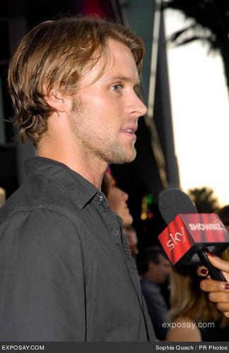 """Jesse@""""House M.D."""" Season Six Los Angeles Premiere"""