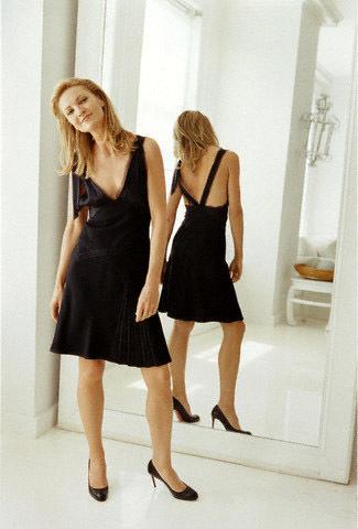 actrices fond d'écran containing a cocktail dress called Joan Allen