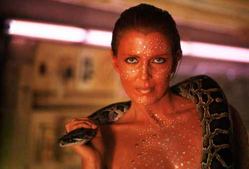 Blade Runner wallpaper titled Joanna Cassidy as Zhora in Blade Runner