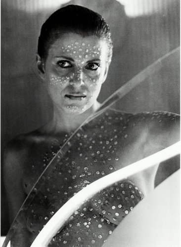 Blade Runner wolpeyper titled Joanna Cassidy as Zhora in Blade Runner