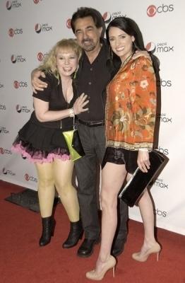 Joe, Kirsten & Paget@09-16: CBS Summer Celebration