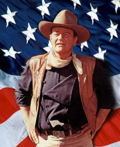 John Wayne,A Great American - john-wayne Photo