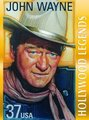 John Wayne Stamp - john-wayne fan art