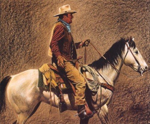 John Wayne,A Legend