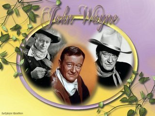 Обои Of John Wayne