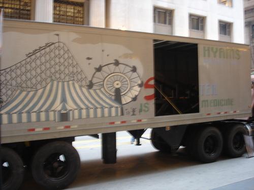 Joker's truck