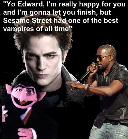 Kanye vs Edward