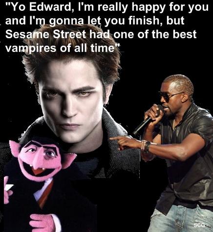 Kanye vs. Edward