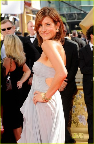 Kate Walsh @ 2009 Primetime Emmy Awards