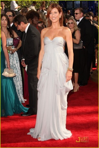 Kate Walsh at Emmy Awards 2009