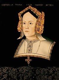 Katherine of Aragon, 1st Queen of Henry VIII