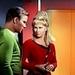 Kirk/Janice Rand