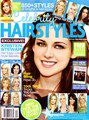Kristen covers HairStyles Mag - twilight-series photo