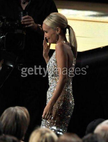 Kristin Winning Emmy
