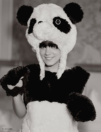 Lilly Allen; Panda برداشت, ریچھ xD