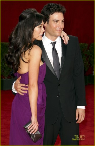 Lindsay @ the 2009 Emmy Awards