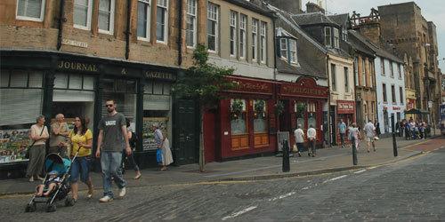 Linlithgow High rua