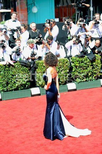 Lisa E @ 61st Primetime Emmy Awards