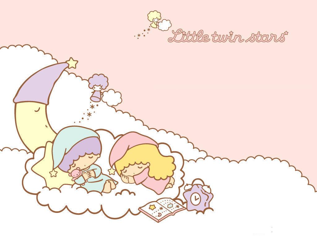 Little Twin Stars 壁紙