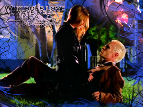 Love is a Battlefield (Spuffy)
