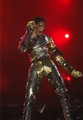 MJ in GOLD (History Tour) - michael-jackson photo