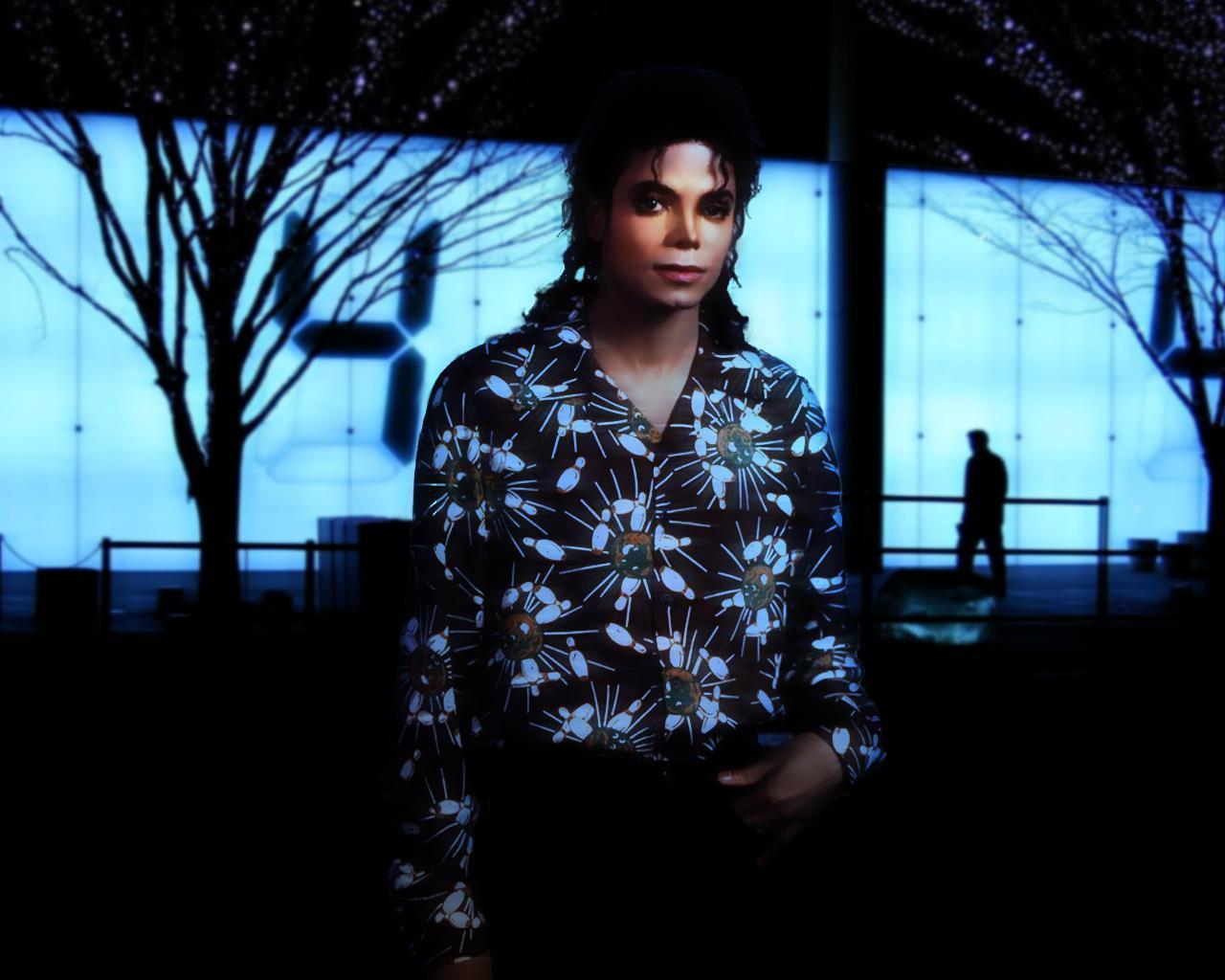 MJ - michael-jackson wallpaper