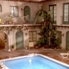 Melrose Place (Original Series) photo containing a hot tub and a poolroom called Melrose Place