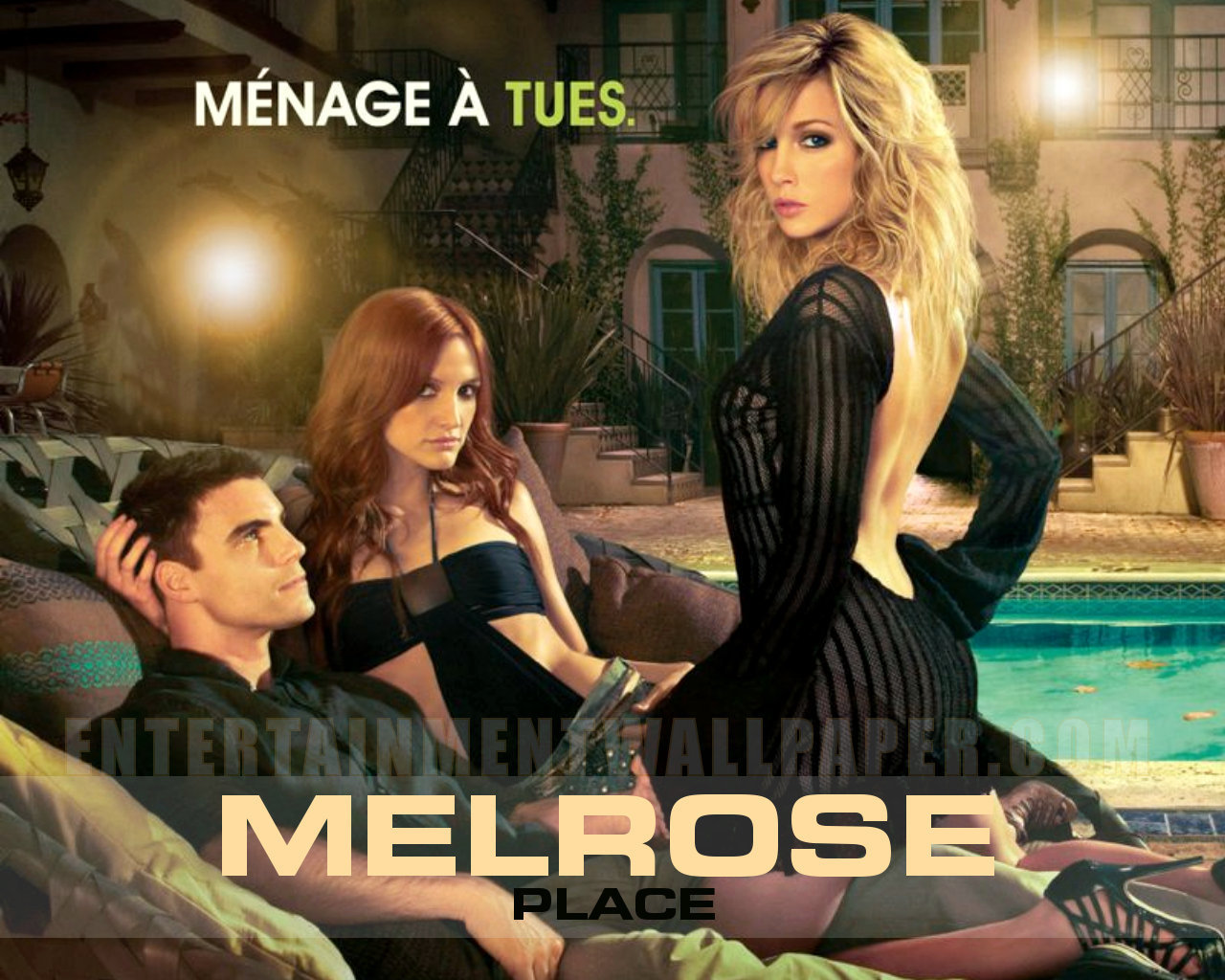 Melrose Place wallpapers - Melrose Place Wallpaper ... Ashlee Simpson Facebook