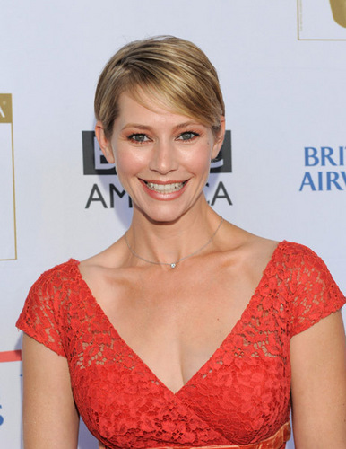 Meredith Monroe@BAFTA LA's 2009 Primetime Emmy Awards TV чай Party
