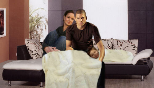 Michael Scofield - A great Daddy!!!