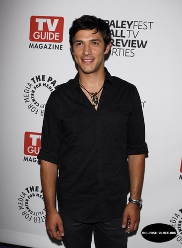Michael at The Paleyfest & TV Guide Magazine's The CW FallTV 미리 보기 Party, Sept 14