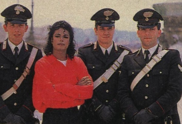 Michael in Rome