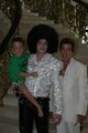 Michael with an Afro :) - michael-jackson photo