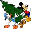 Mickey & Donald