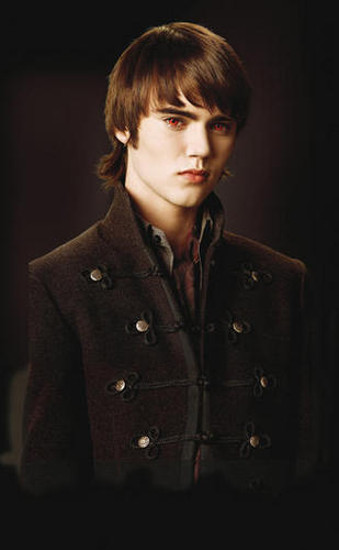 New Moon Alec Promo Picture