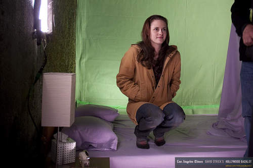 New Moon behind the scenes HQ चित्रो